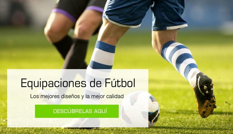 Equipaciones de Fútbol