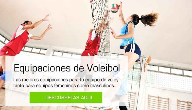 Equipaciones de Voleibol
