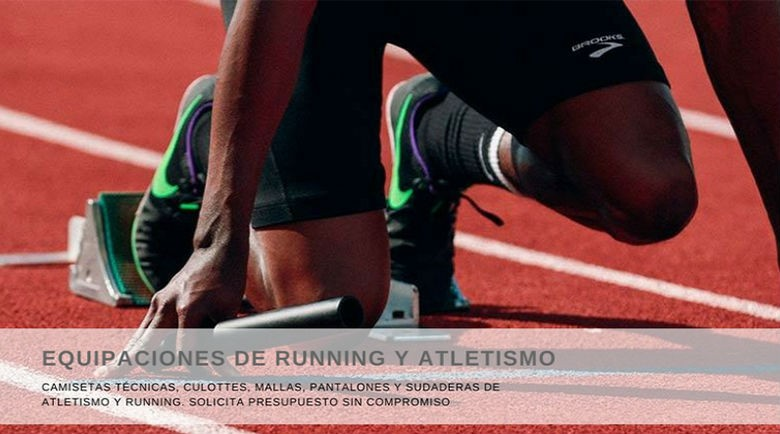 Atletismo y Running